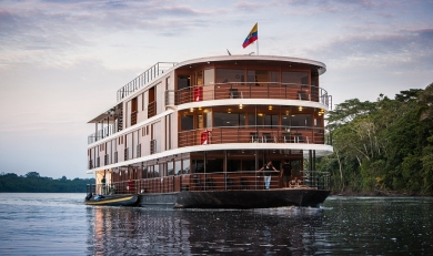 Cruise the Ecuador Jungle